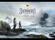 'Las cr�nicas de Shannara'.
