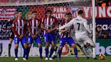 El Reial Madrid-Atlètic, en directe online