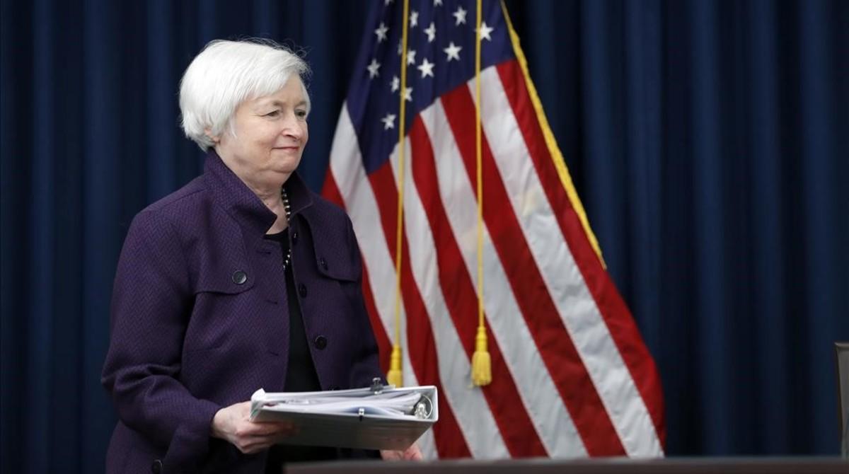 La Fed muestra su confianza en la economía de EE UU con otra subida de tipos