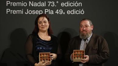 El Nadal i el Pla premien Care Santos i Xavier Theros