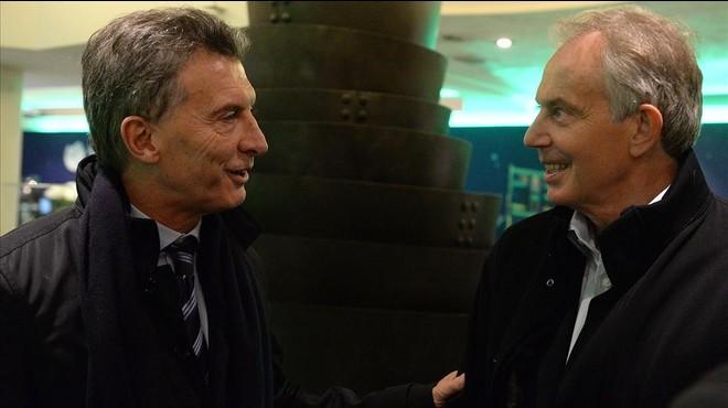 Blair adverteix que la sortida d'Europa obriria la porta a la independència d'Escòcia
