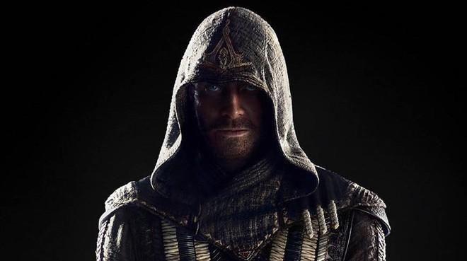 Michael Fassbender, en un fotograma de 'Assassin's creed'.
