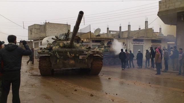 Al menos 60 muertos en un ataque aéreo en Siria