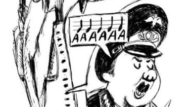 'Charlie hebdo' indigna Rússia amb una caricatura de l'avió estavellat al mar Negre