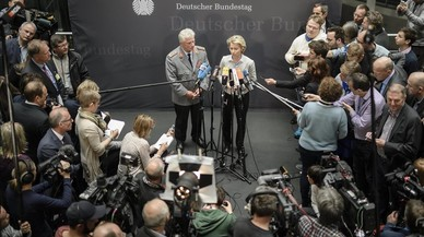 Crisis en el Ejército alemán por la detención de un soldado ultraderechista que simuló ser refugiado para preparar un atentado