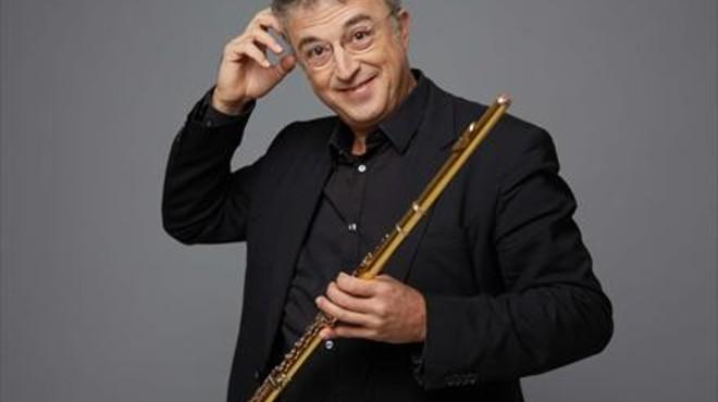 Vicens Prats : �Lo m�o con la flauta fue un acto de rebeld�a�