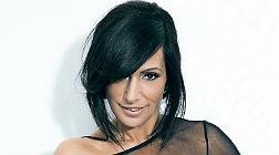 M�nica Ceide, dirigente de Vox en Lugo, posa para 'Intervi�'.