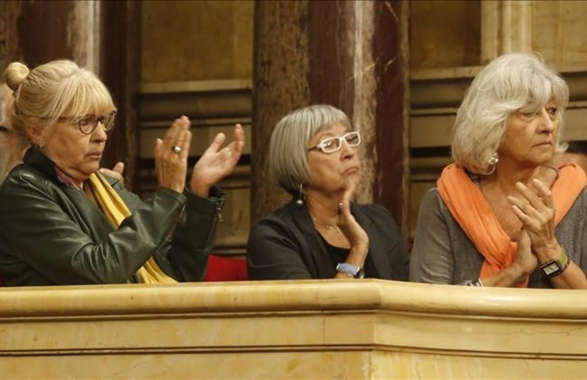 El Parlament da el primer paso para que se anulen los juicios del franquismo en Catalunya