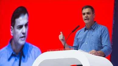 Pedro Sanchez, secretario federal