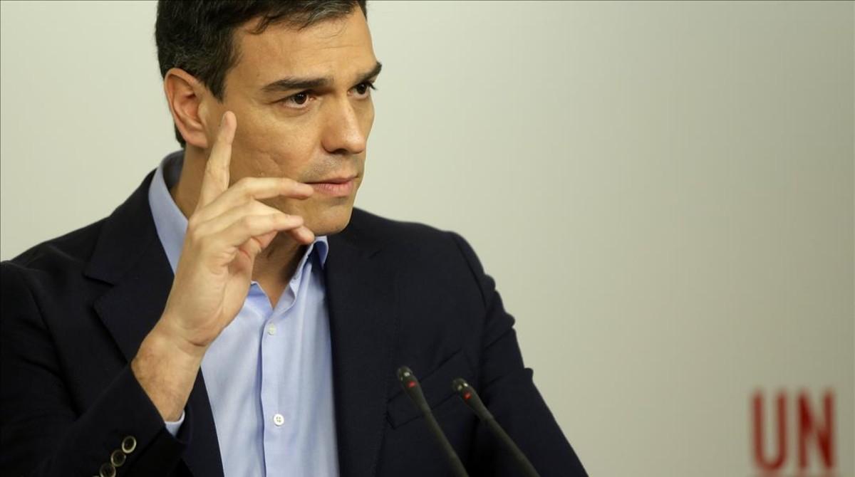 Sánchez no se cierra a que Iglesias sea vicepresidente