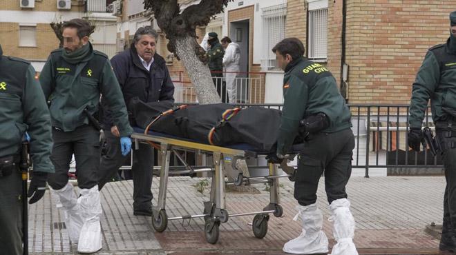La policia mata un home a Sevilla que pretenia agredir la seva exparella