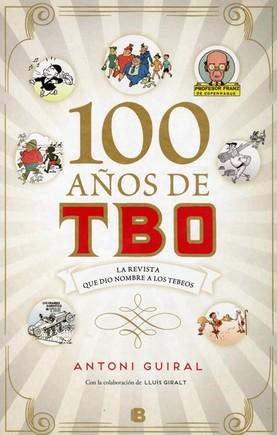 10 (o más) cosas del 'TBO' que quizá no sepas