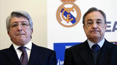 La FIFA ratifica la sanció al Madrid i a l'Atlètic d'un any sense fitxar