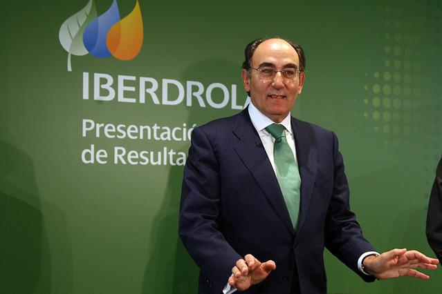 Iberdrola gana 1.506 millones en el primer semestre, un 7,4% m�s