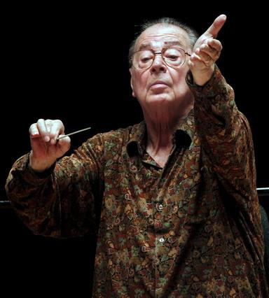 Mor el director d'orquestra Rafael Frühbeck de Burgos als 80 anys