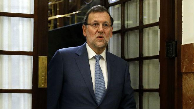 Rajoy confirma que enviarà a la fiscalia 20 operacions dubtoses de caixes d'estalvi