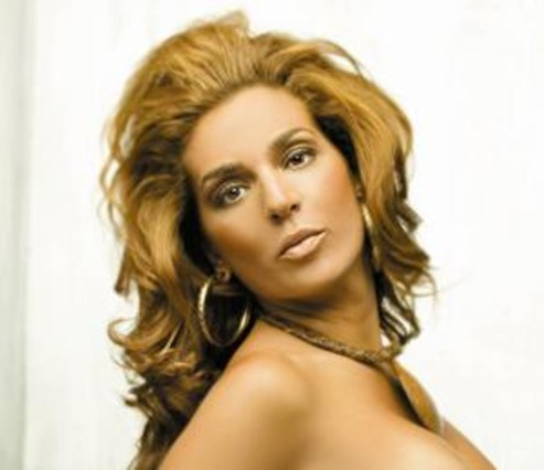 Raquel Bollo se quema la cara en un accidente dom�stico