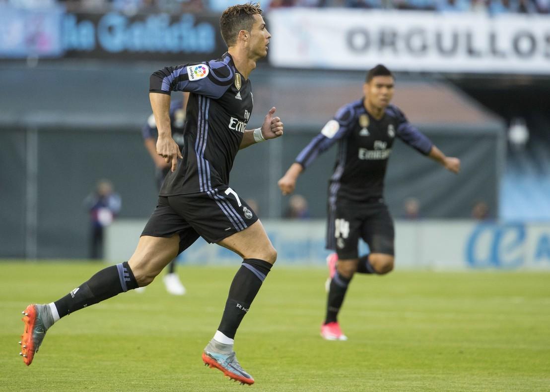 Cristiano Ronaldo acosta el Reial Madrid al títol