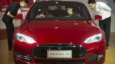 """Tesla confirma que busca """"oportunitats"""" a Espanya"""