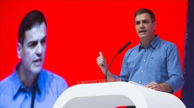 Pedro Sánchez, secretari federal