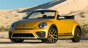 El Volkswagen Bettle m�s l�dico