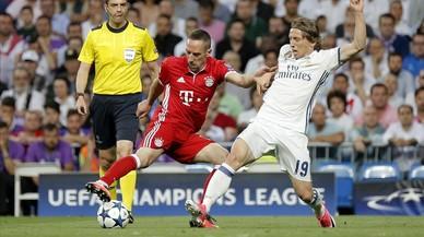 Madrid-Bayern, en directe 'on line'