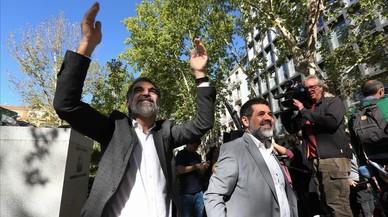 L'Audiència Nacional torna a citar Trapero, Sànchez i Cuixart