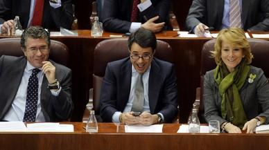 La tercera dimissió d'Esperanza Aguirre