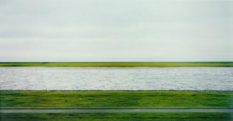 'Rhein II' , de Andreas Gursky.