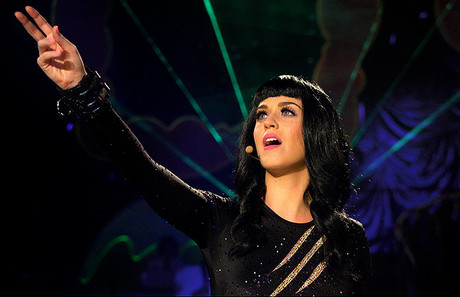 Imagen del documental 'Katy Perry: part of me'.