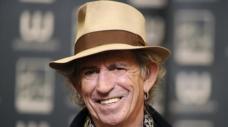 Keith Richards, en una imatge recent.