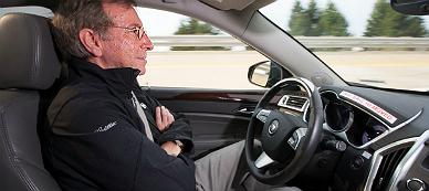 Dos a�os para la venta del coche aut�nomo de General Motors