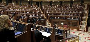 Sigue el debate en el Congreso sobre los presupuestos