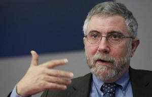 Paul Krugman, en una imagen de archivo.