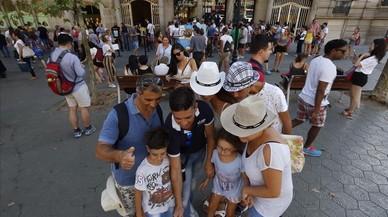 El turisme ja és la segona causa de preocupació per als barcelonins