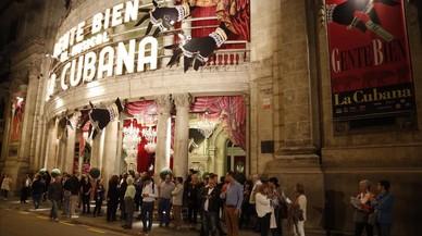 La Cubana il·lumina el Coliseum amb 'Gente bien'