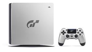 Edición limitada de la PlayStation 4 Gran Turismo Sport