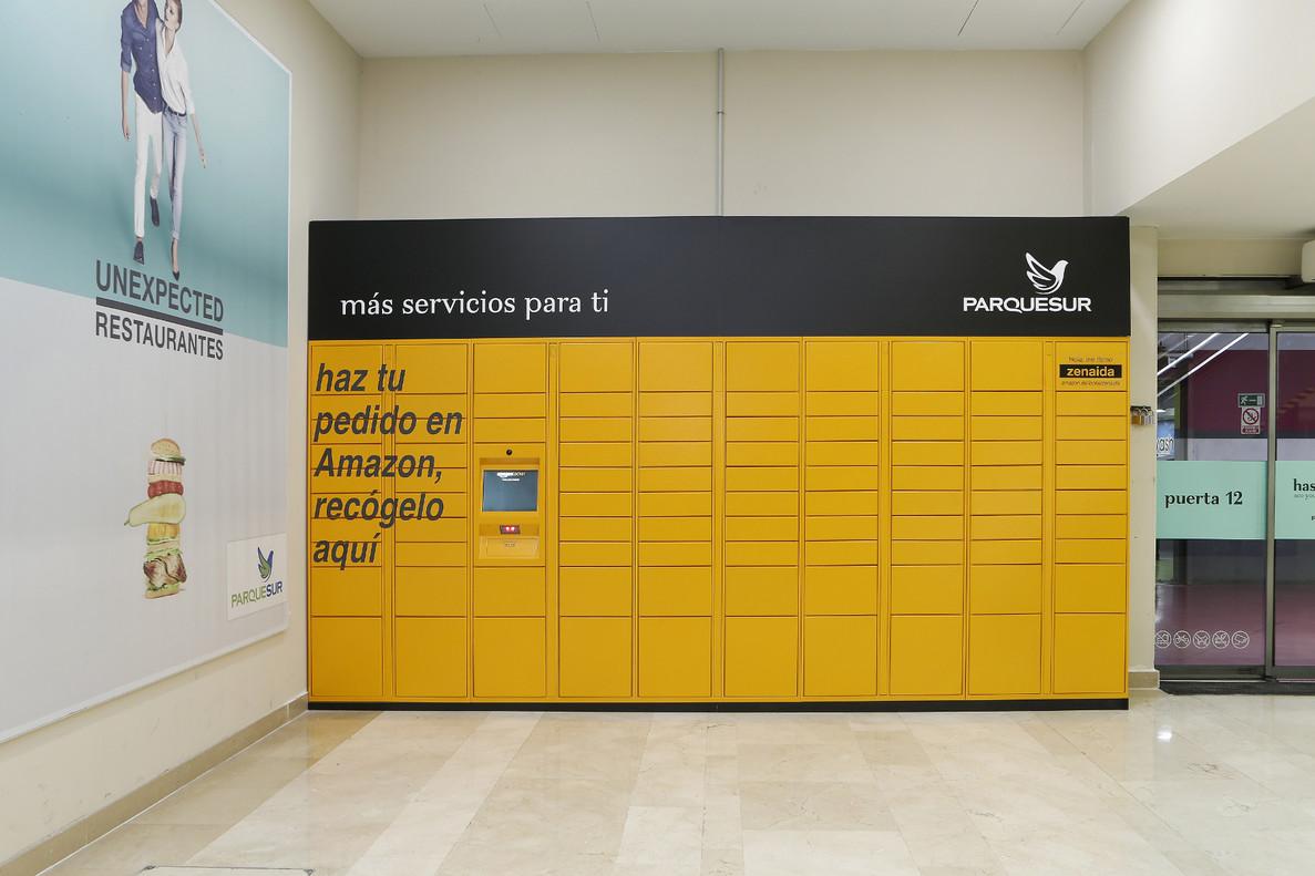 Amazon lockers 120 taquillas en 30 ciudades para recoger for Oficinas amazon madrid