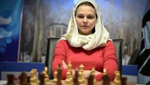 jcarmengol41418023 tehran iran march 03 anna muzychuk of ukraine plays aga171226181307