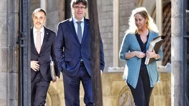 El Govern i la CUP negociaran una resposta al 'TC català'
