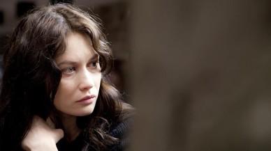 La actriz Olga Kurylenko, que estrena 'La correspondencia', de Tornatore.