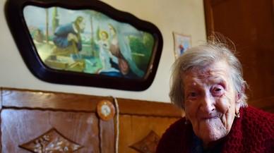 Muere en Italia a los 117 años la mujer más anciana del mundo