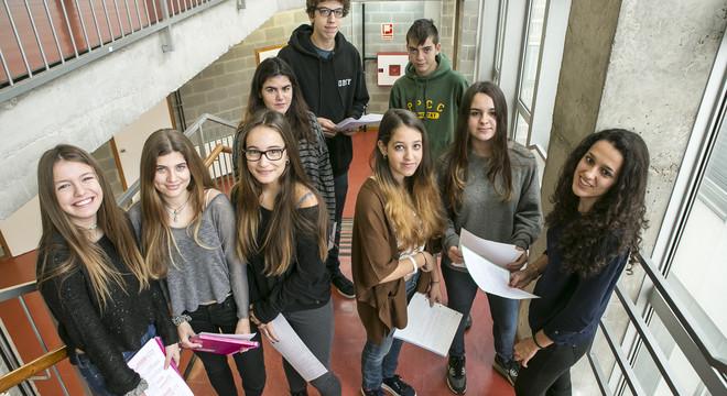Llegeix les redaccions sobre Franco de vuit alumnes de primer de batxillerat