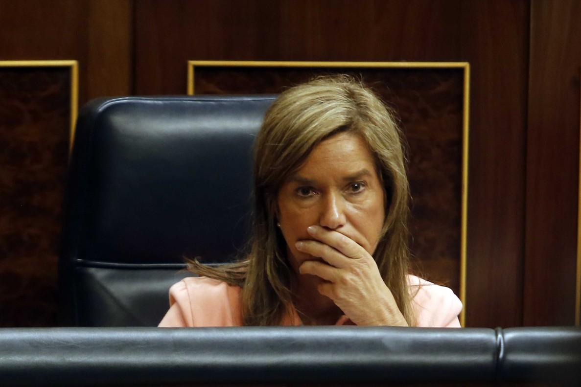Ana Mato recibir� una ayuda de 53.000 euros del Congreso al no encontrar trabajo
