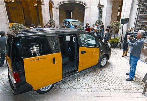 Taxi global y por fin local