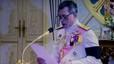 El príncipe heredero Vajiralongkorn, proclamado rey de Tailandia