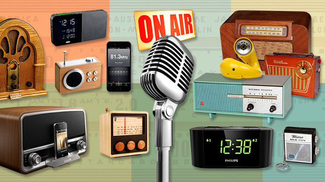 Imagen promocional del programa de Catalunya R�dio 'El suplement' dedicado al D�a Mundial de la Radio.