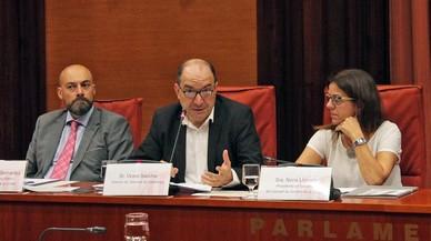 """La oposición acusa a la CCMA de """"partidismo"""""""