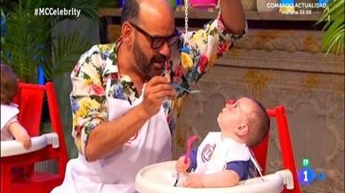 Este bebé derrota a 'Gran Hermano'
