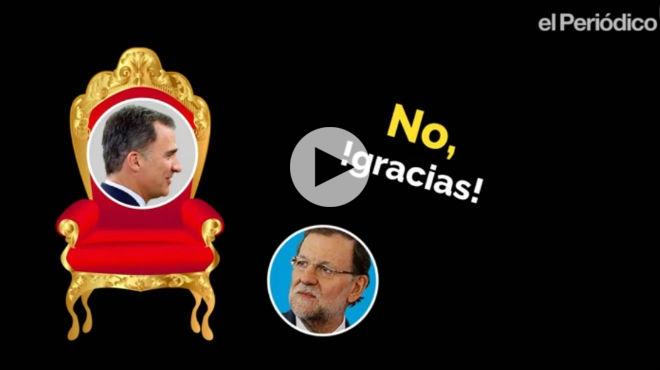 Animaci�n del proceso electoraldel 20 de diciembre hasta el26 de junio.